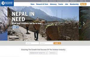 OIA_Nepal_home_page