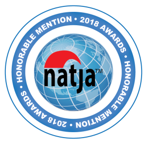 2018 NATJA Awards Honorable Mention